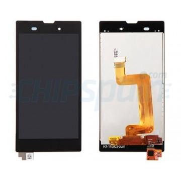 Ecrã Completo Sony Xperia T3 Preto