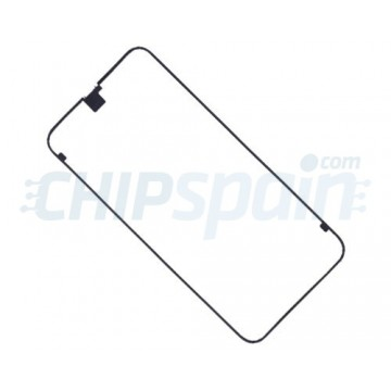 Cuadro LCD Screen Moldura Frontal Huawei P30 Lite Preto