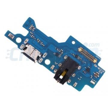 Connector Flex Carregamento e Microfone Samsung Galaxy M31 M315