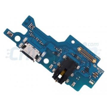 Connector Flex Carregamento e Microfone Samsung Galaxy M21 M215 / M30s M307