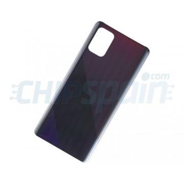 Tampa Traseira Bateria Samsung Galaxy A71 A715 Preto Premium