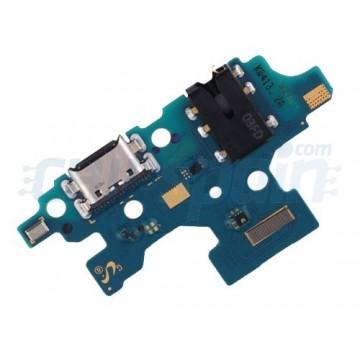 Connector Flex Carregamento e Microfone Samsung Galaxy A41 A415