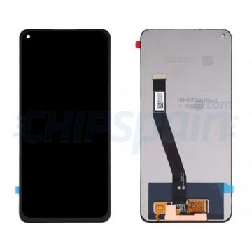 Ecrã Tátil Completo Xiaomi Redmi Note 9 / Xiaomi Redmi 10X 4G Preto