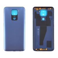 Tapa Trasera Batería Xiaomi Redmi Note 9 Gris