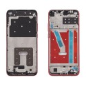 Quadro Central Intermediário Huawei P40 Lite E Vermelho
