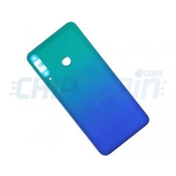 Tampa Traseira Bateria Huawei P40 Lite E Azul