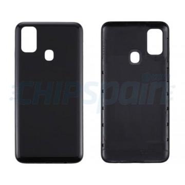 Tapa Trasera Batería Samsung Galaxy M21 M215 Negro