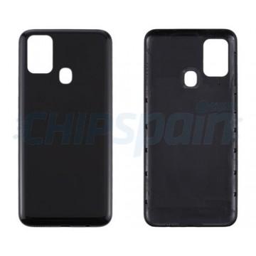 Tampa Traseira Bateria Samsung Galaxy M31 M315 Preto