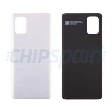Tampa Traseira Bateria Samsung Galaxy A71 A715 Branco Premium