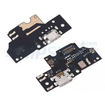 Placa con Conector Carga Micro USB y Micrófono BQ Aquaris U2 / U2 Lite / V