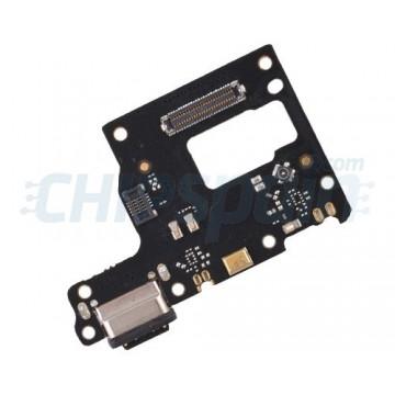 Connector Flex Carregamento e Microfone Xiaomi Mi 9 Lite / Xiaomi Mi CC9