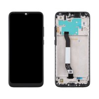 LCD + Touch Screen Xiaomi Redmi Note 8 with Frame Black
