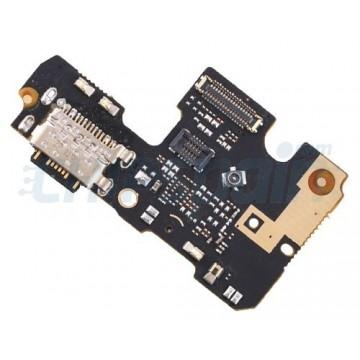 Connector Flex Carregamento e Microfone Xiaomi Mi A3 / Xiaomi Mi CC9e