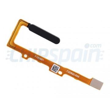 Flex Home Botão Leitor de Impressão Huawei Honor 20 / Huawei Nova 5T Preto