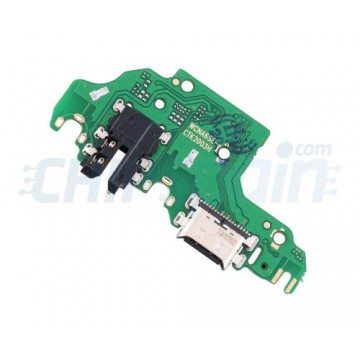 Connector Flex Carregamento e Audio Jack Huawei P40 Lite