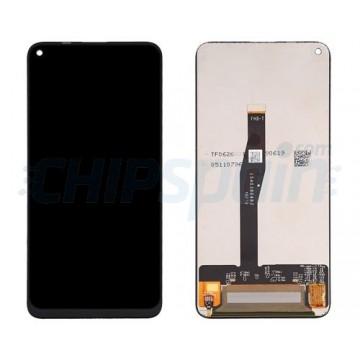 Ecrã Táctil Completo Huawei Nova 5T / Honor 20 / Honor 20 Pro Preto