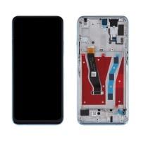 Pantalla Huawei P Smart Z / Y9 Prime 2019 / P Smart Pro 2019 Completa con Marco Azul