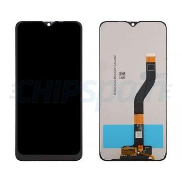 Ecrã Tátil Completo Samsung Galaxy A10 A105 Preto
