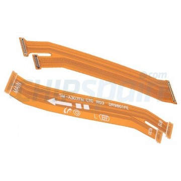 Flex Principal Placa Base Samsung Galaxy A30s A307