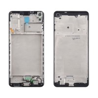Front Frame LCD Screen Samsung Galaxy A21s A217 Black