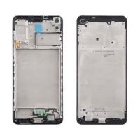Marco Frontal Pantalla LCD Samsung Galaxy A21s A217 Negro