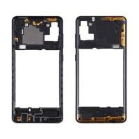 Middle Frame Samsung Galaxy A21s A217 Black