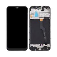 Pantalla Samsung Galaxy A10 A105 Completa con Marco Negro