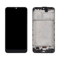 LCD Screen + Touch Screen Digitizer Samsung Galaxy M31 M315 with Frame Black