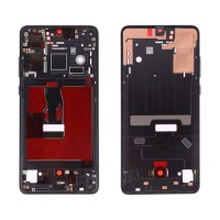 Front Frame LCD Screen Huawei P30 Black