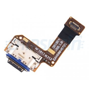 Flex Conector de Carga LG Q7 / Q7+ Q610
