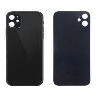 Vidro traseiro iPhone 11 Bateria Preto