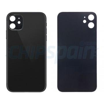 Cristal Trasero iPhone 11 Batería Negro