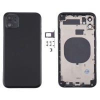 Back Housing Cover Complete iPhone 11 Black