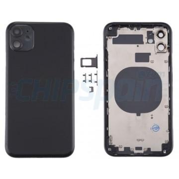 Carcasa Completa iPhone 11 Negro
