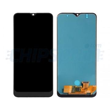 Ecrã Tátil Completo TFT Samsung Galaxy A30s A307 Preto
