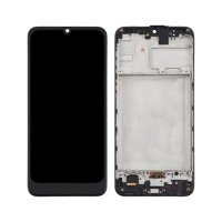 LCD Screen + Touch Screen Digitizer Samsung Galaxy M21 M215 TFT with Frame Black