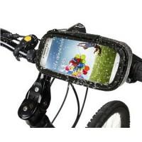Estojo de Bicicleta Universal à prova de água com suporte para Telemóvel