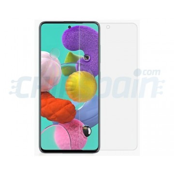 Protector de Pantalla Cristal Templado Samsung Galaxy A51 A515