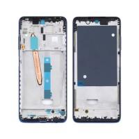 Front Frame LCD Screen Xiaomi Poco X3 / Poco X3 NFC Blue