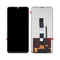 Ecrã Tátil Completo Xiaomi Redmi 9A / Redmi 9C Preto