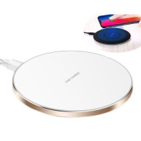 iPhone Smartphone Wireless Fast Charging Base White
