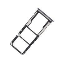Tabuleiro Dual para cartão SIM e Micro SD Xiaomi Redmi 9 Preto