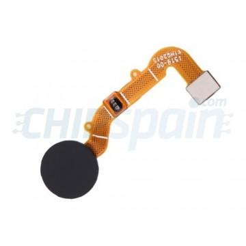 Flex Botón Sensor Huella Dactilar Xiaomi Redmi 9 Negro
