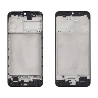 LCD Screen Moldura Frontal Samsung Galaxy M31 M315 Preto