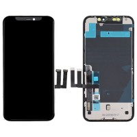 LCD Screen + Digitizer Full Assembly iPhone 11 Black