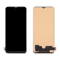 Ecrã Tátil Completo Xiaomi Mi 10 Lite 5G / Mi 10 Youth 5G TFT Preto