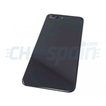 iPhone 8 Plus Battery Back with Lens Cover Black