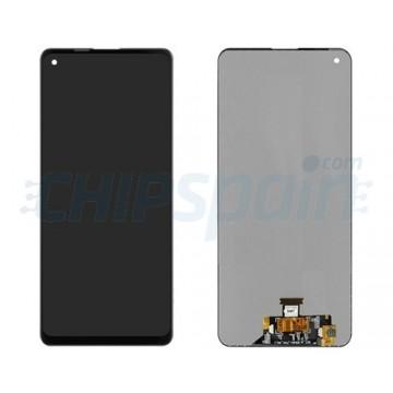 Pantalla Samsung Galaxy A21s A217 Premium Completa Negro
