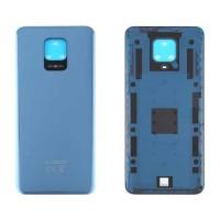 Tampa Traseira Bateria Xiaomi Redmi Note 9 Pro / Redmi Note 9S / Redmi Note 9 Pro Max Azul
