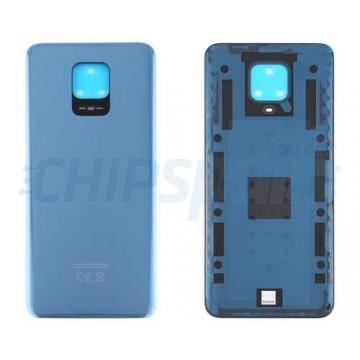 Tapa Trasera Batería Xiaomi Redmi Note 9 Pro / Redmi Note 9S / Redmi Note 9 Pro Max Azul